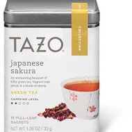 Japanese Sakura from Tazo