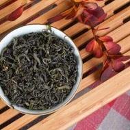 Autumn Laoshan Green (2017) from Verdant Tea