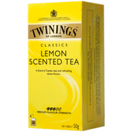 Lemon Scented (Black Tea) from Twinings