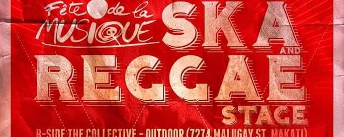 Fete dela Musique: Ska/Reggae Stage