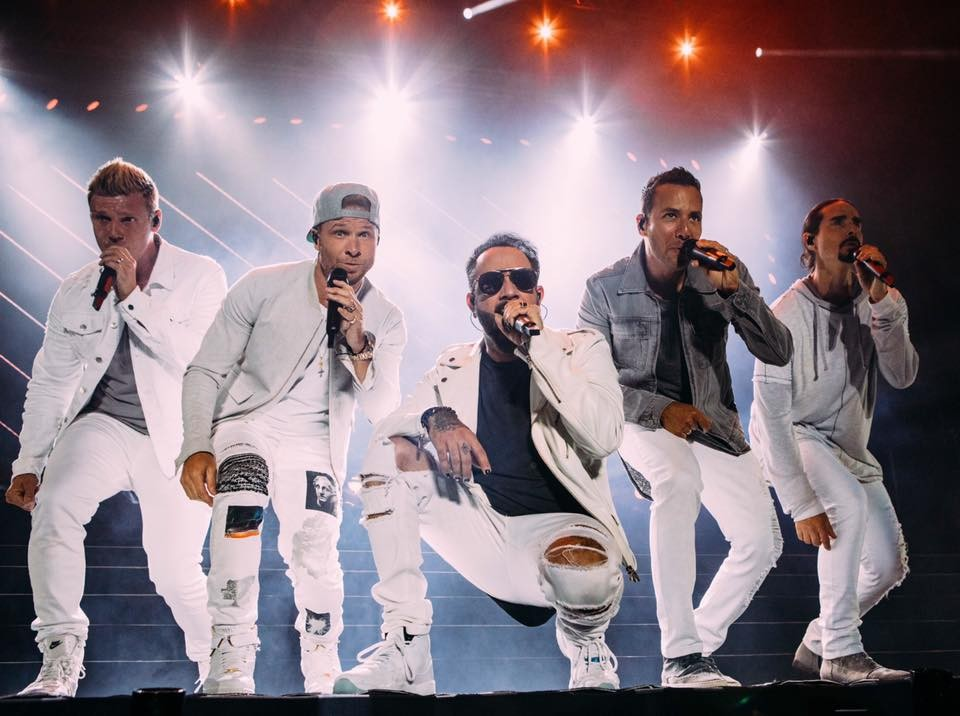 Backstreet Boys begin their 'next chapter' with new song