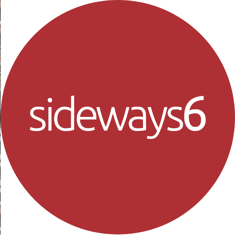 Sideways 6 Company Logo