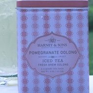 Pomegranate Oolong Iced from Harney & Sons