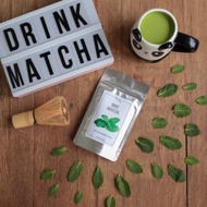 Mint Matcha from 3 Leaf Tea