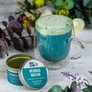 Mermaid Matcha from Bird & Blend Tea Co.