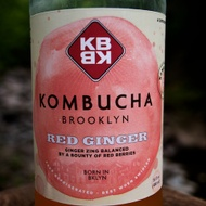 Kombucha Brooklyn - Red Ginger from KBBK