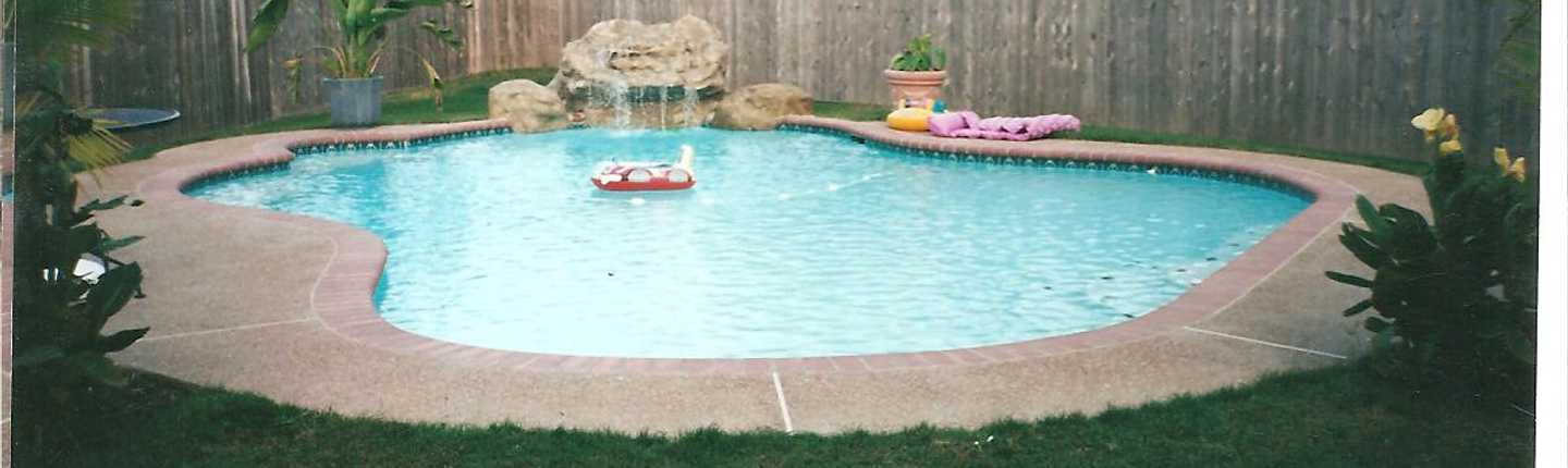 Blue Bayou Pools And Landscape Company header image