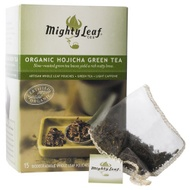 Mighty Leaf Organic Hojicha Green Tea from Mighty Leaf Tea
