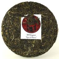 2014 Jingmai ,Speciel Sauce, Sheng Puerh from Crimson Lotus Tea