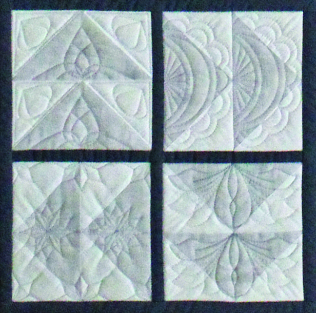 Video on Flying Geese Patchwork Block & Quit Design