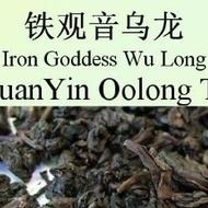 TiKuanYin from Summit Tea Company