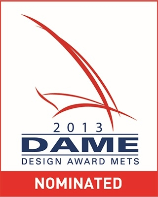 Jefa Integrated Steering Disengagement Unit nominated for 2013 DAME award.