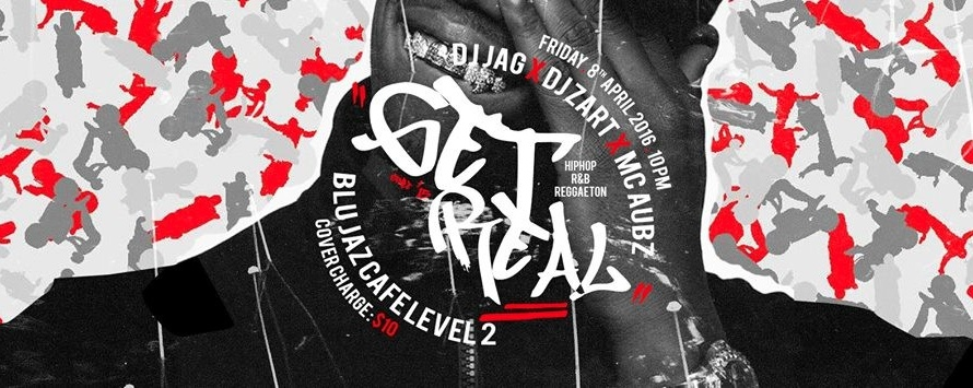 Get Real (2000s Hip Hop x RnB x Reggaeton)