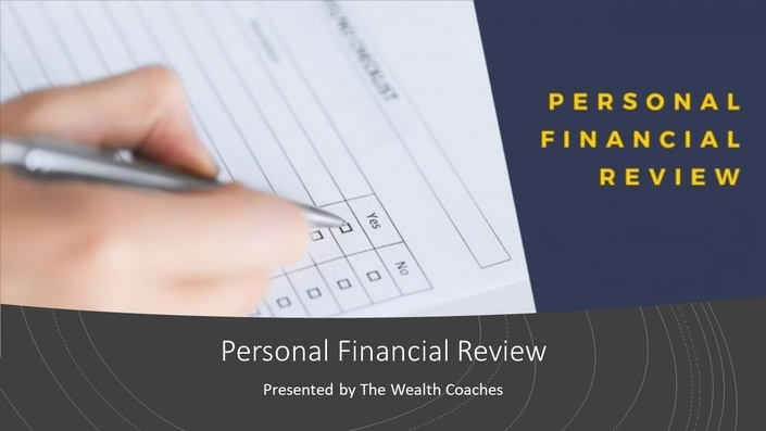 Personal Financial Review