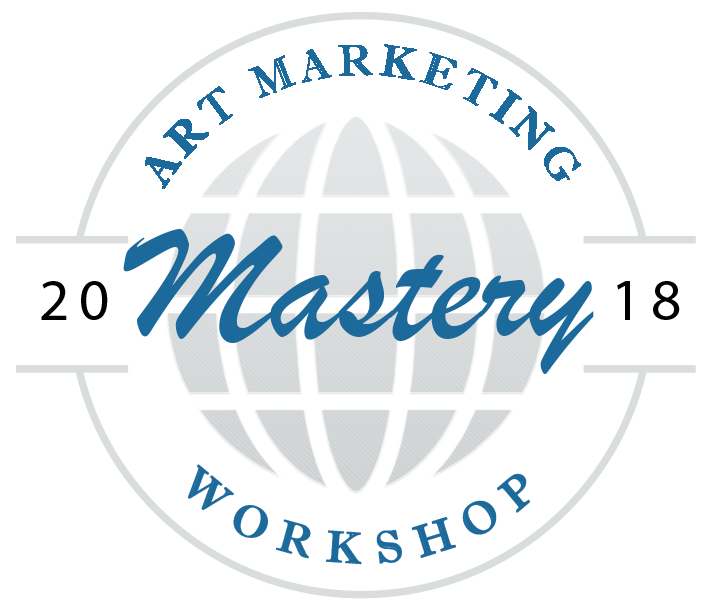 Art Marketing Mastery Workshop 2018