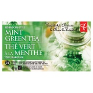 Moroccan-Style Mint Green Tea from President's Choice