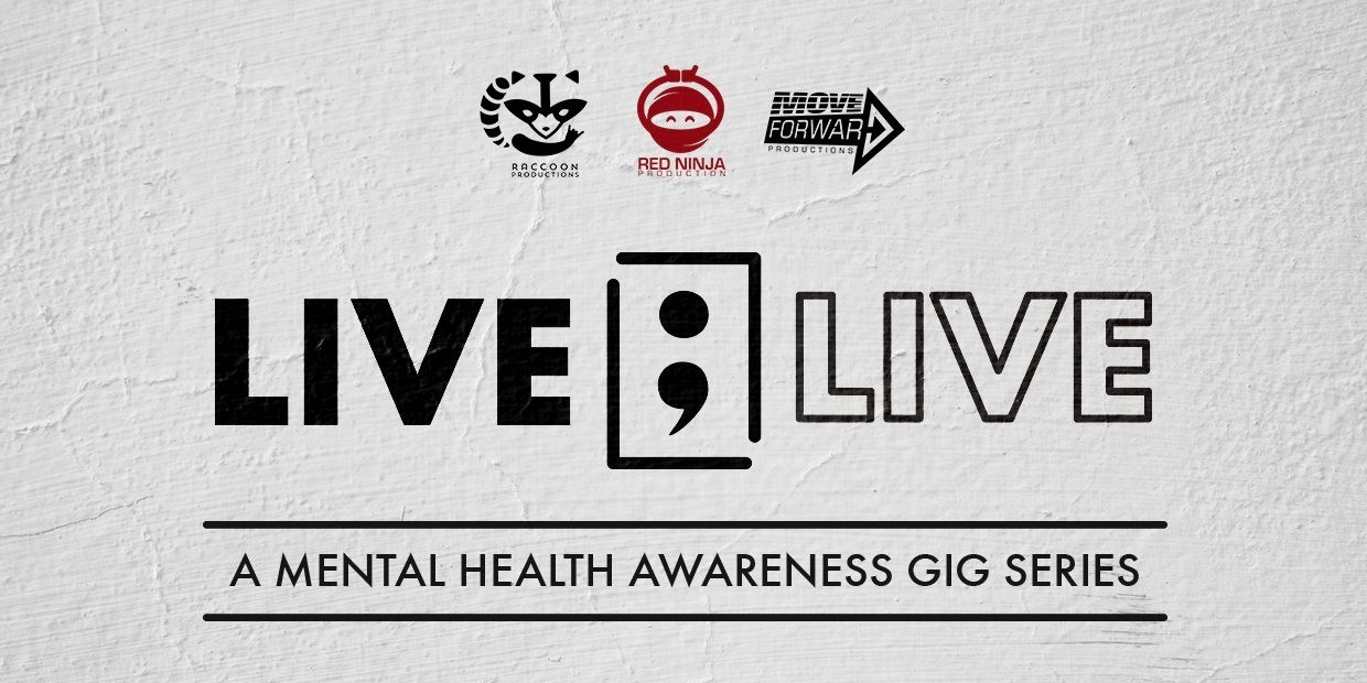 Musicians come together for mental health awareness gig series, Live ; Live