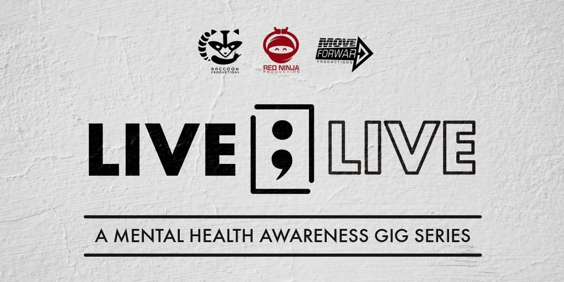 Musicians come together for mental health awareness gig series, Live ; Live
