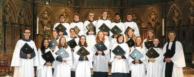 Handel's Messiah By St John's Voices, Cambridge