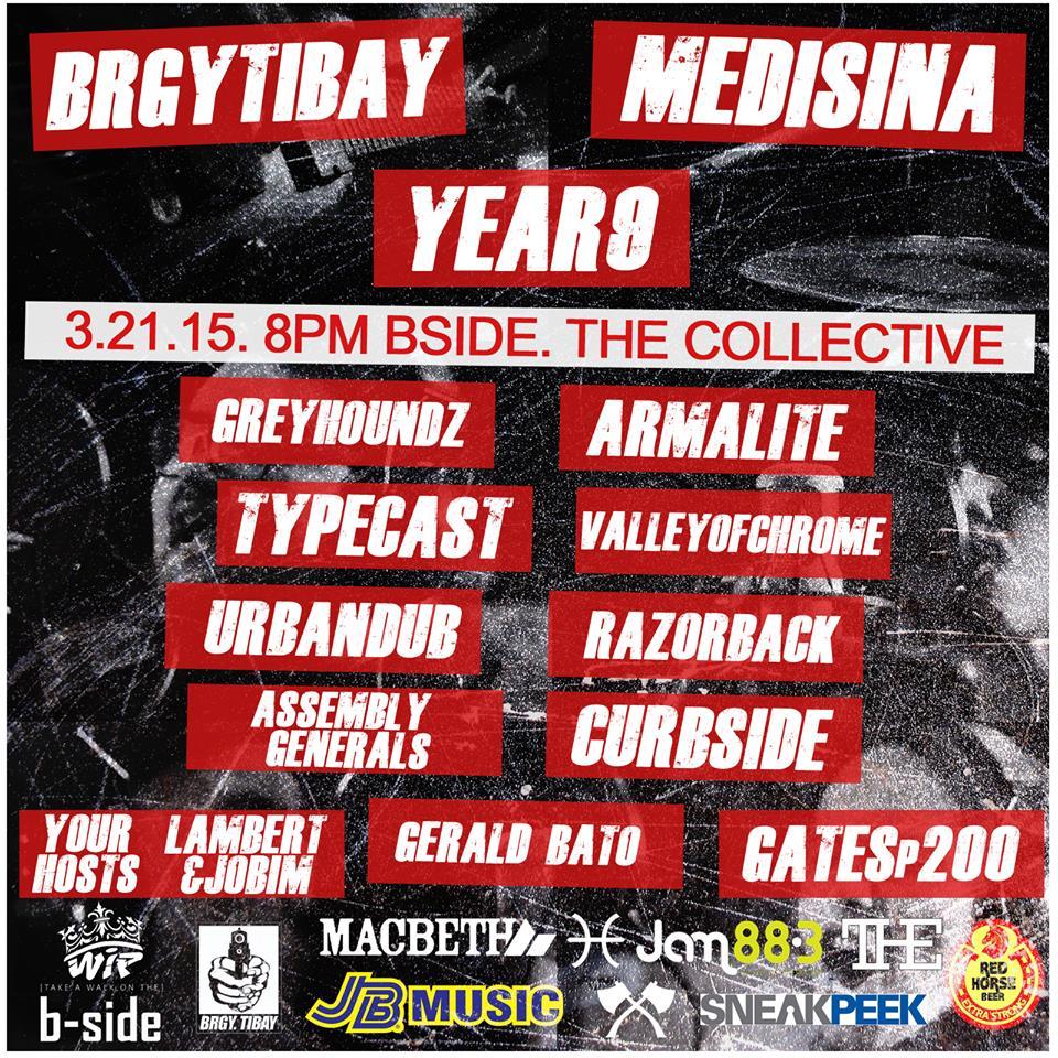 Brgy Tibay x Medisina 9th Anniversary