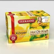Energy Refresh from Teekanne