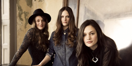 The Staves to perform with Bon Iver on Asian tour