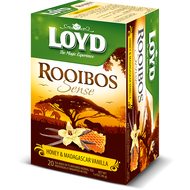 Rooibos Sense Honey & Madagascar Vanilla from Loyd