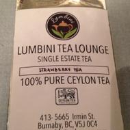 Strawberry Tea from Lumbini Tea Lounge