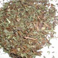 Oragnic Hojicha Green Mint from The Tea Zone