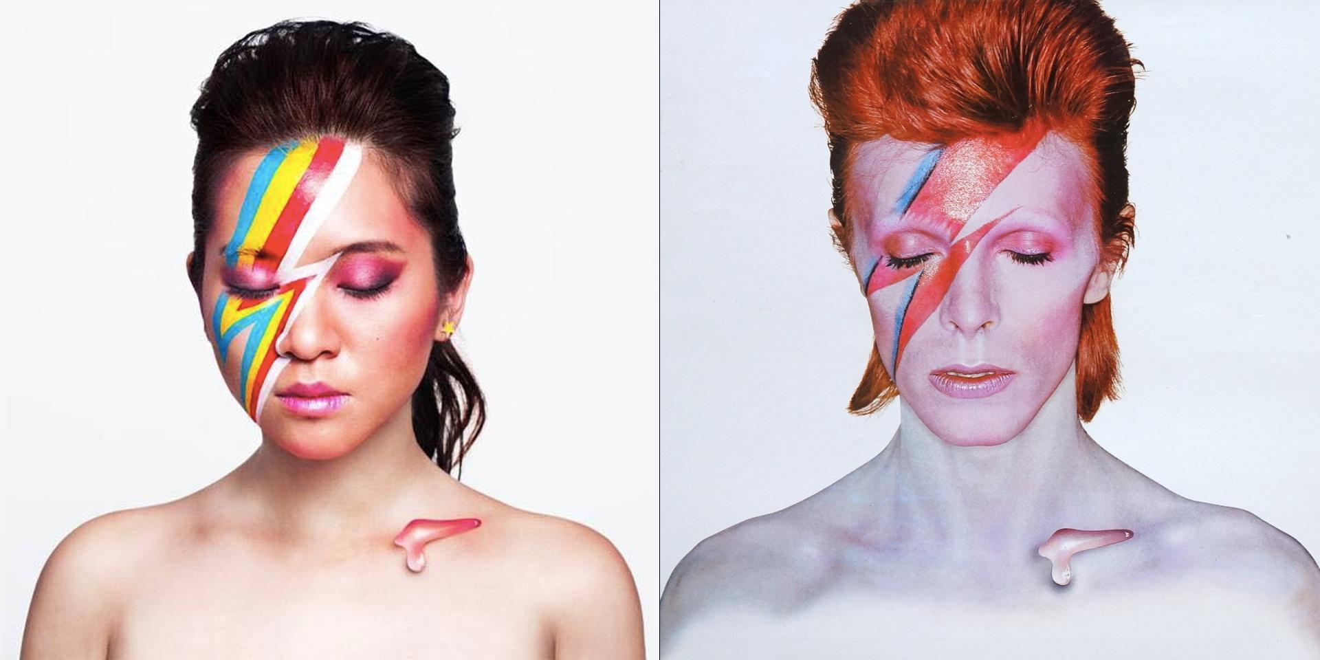 Singaporean musicians pay tribute to David Bowie