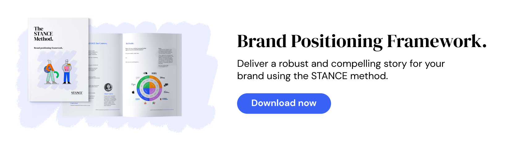 STANCE brand positioning framework