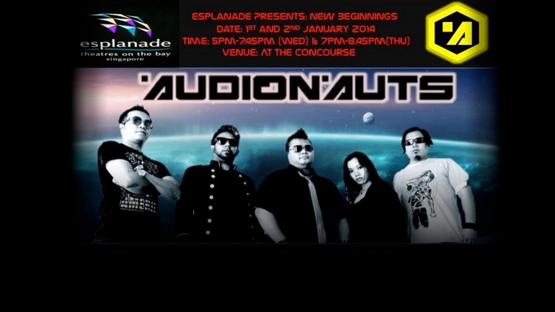 The Sound Of Audionauts