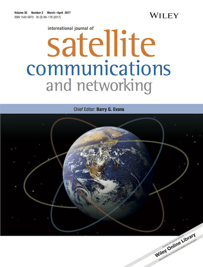 Template for submissions to International Journal of Satellite Communications and Networking
