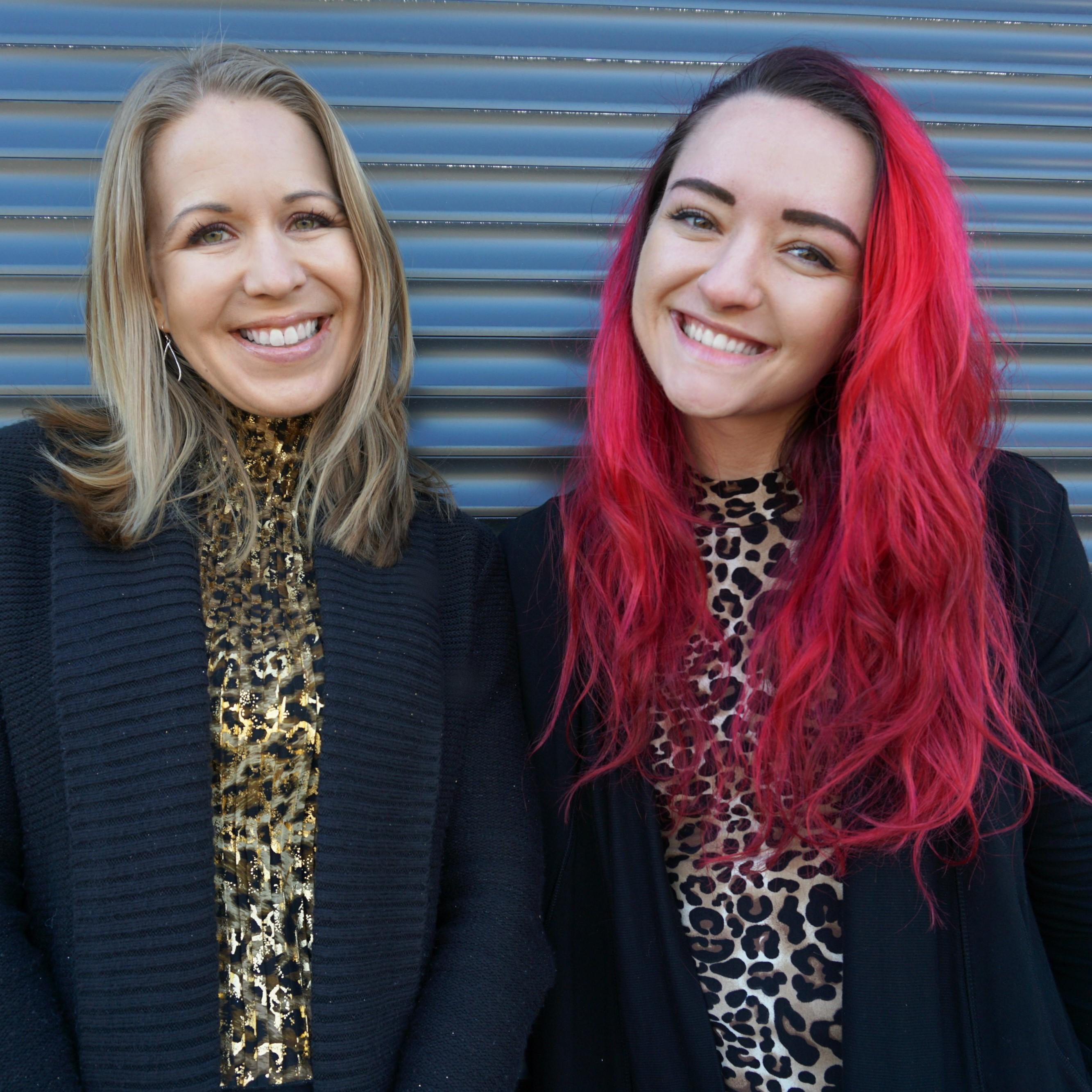 Alison Furno & Krista Fabrick