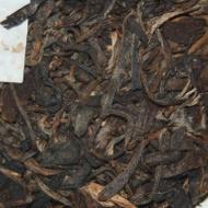 2006 Artisan Revival Stone-Pressed Sheng from Verdant Tea