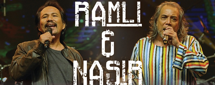 Pentas Ramli & Nasir Brotherhood in music