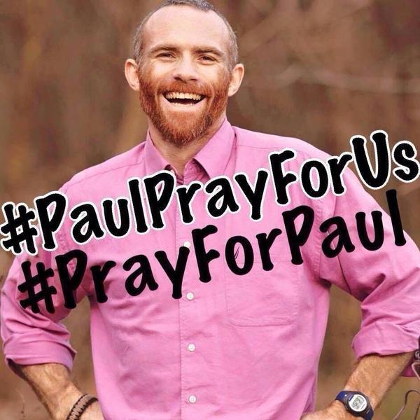 Paul pray for usjpg
