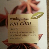 Madagascar Red Chai Herbal Tea from Tea Forte