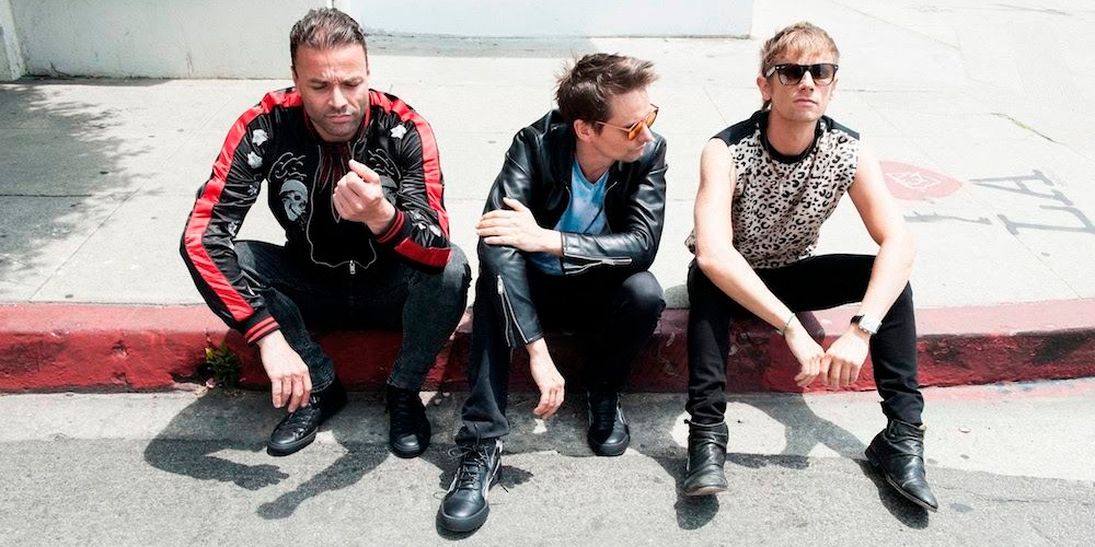 Muse announce new album, release new single 'The Dark Side' – listen