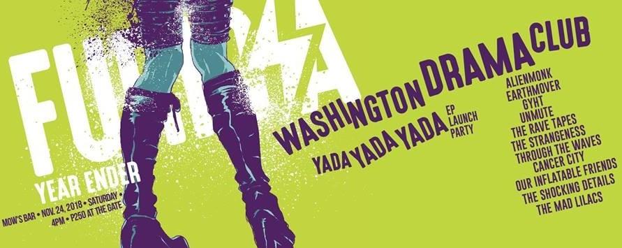 Furiosa Year-Ender / Washington Drama Club EP Launch
