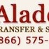 Aladdin Transfer & Storage Company | Occidental CA Movers