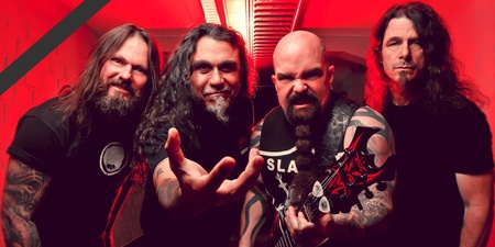 Are Slayer coming to Southeast Asia?