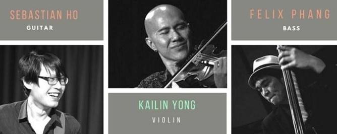 Club L'Opera Presents Live Jazz Series #3: Kailin Yong & Friends