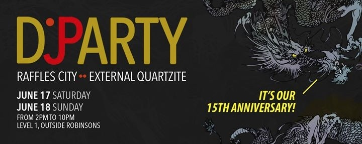 D'J Party 15th Anniversary