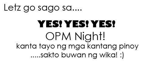 OPM Night