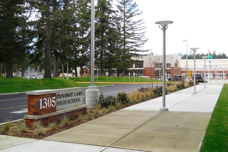 Spanaway Lake High School