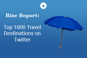 Top 1000 Tourist Boards On Twitter