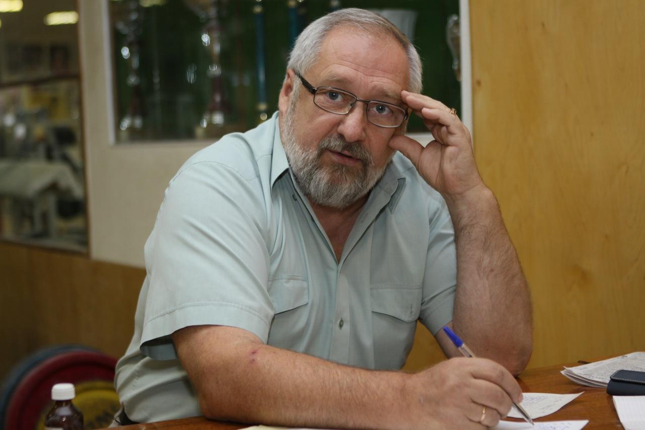 Boris Sheiko
