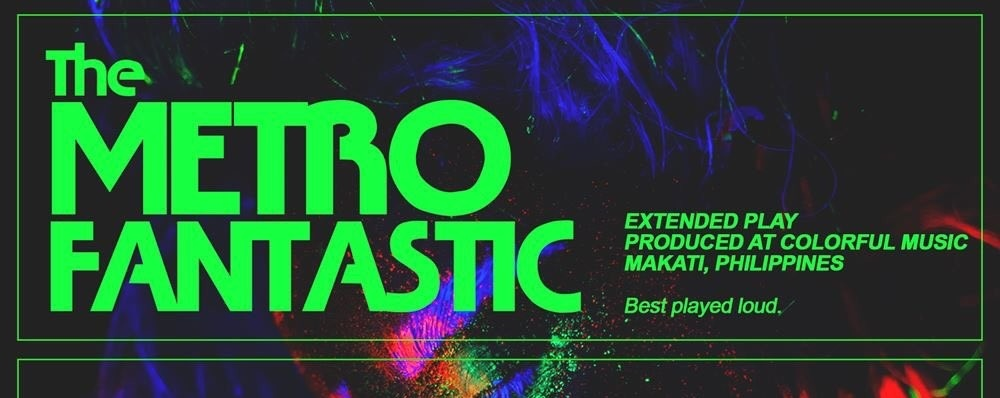 The Metro Fantastic Album Launch