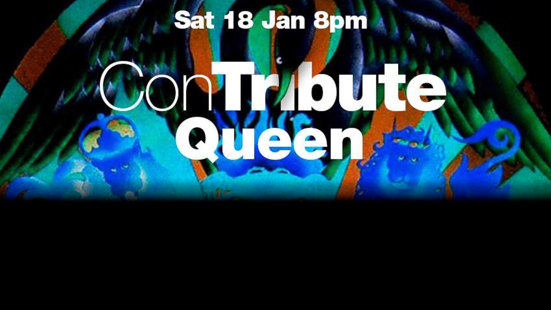 ConTribute: Queen
